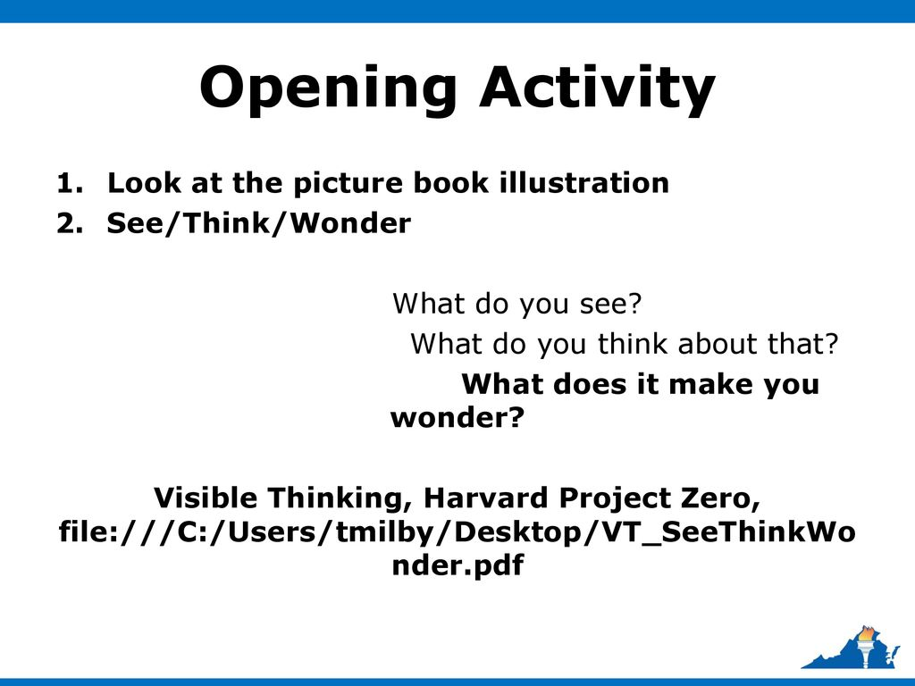 Creative mini-lessons to inspire critical thinking - ppt download