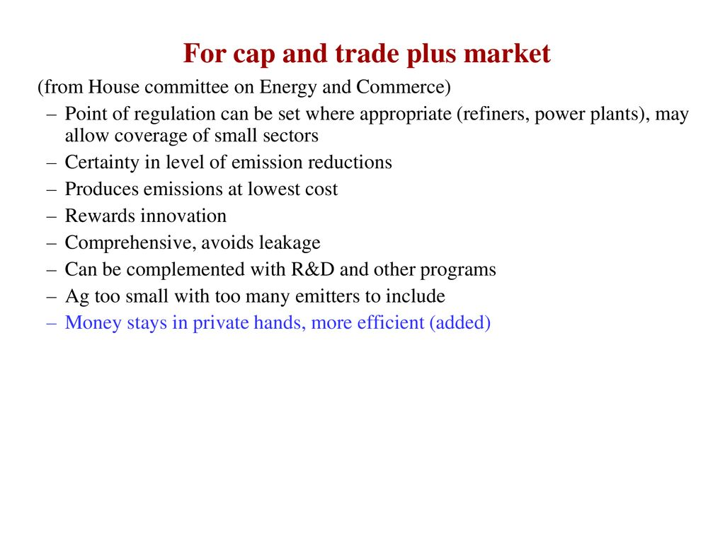 Climate Change and Agriculture: Mitigation Policy - ppt download