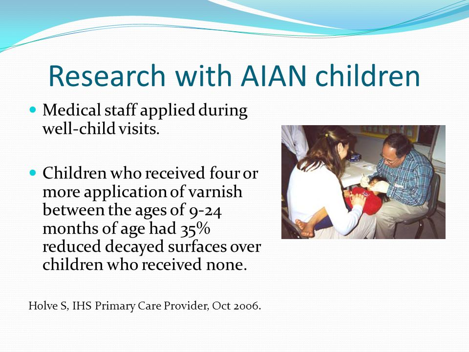 Research with AIAN children