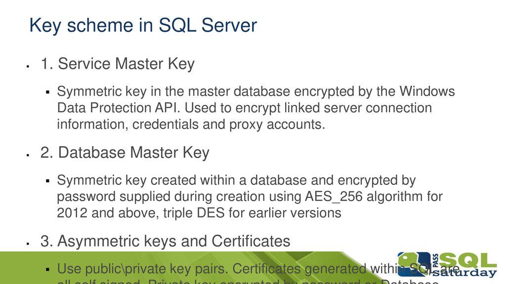 Building Defense in Depth using the Full Spectrum of SQL