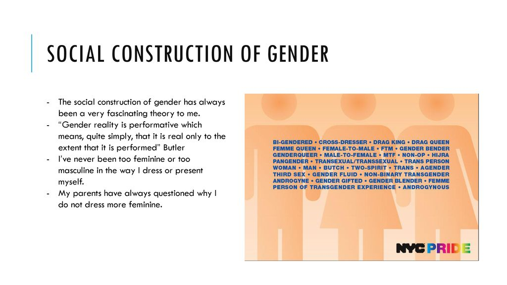 What Women and Gender Studies Means to me - ppt download