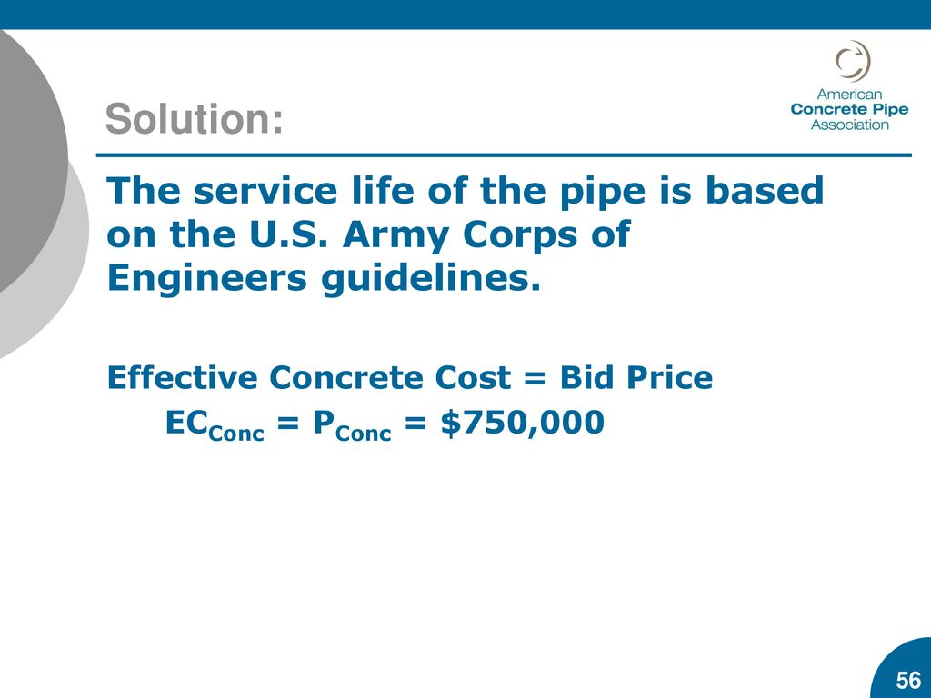 Life Cost Analysis (LCA) 1  Premature Collapses - ppt download