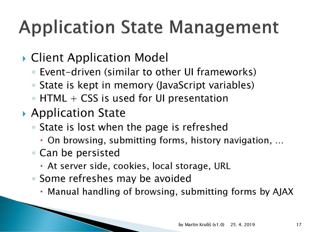 Web Applications Client Side Development - ppt download