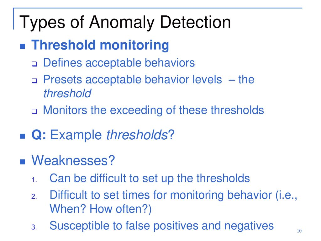 Intrusion-Detection Systems - ppt download
