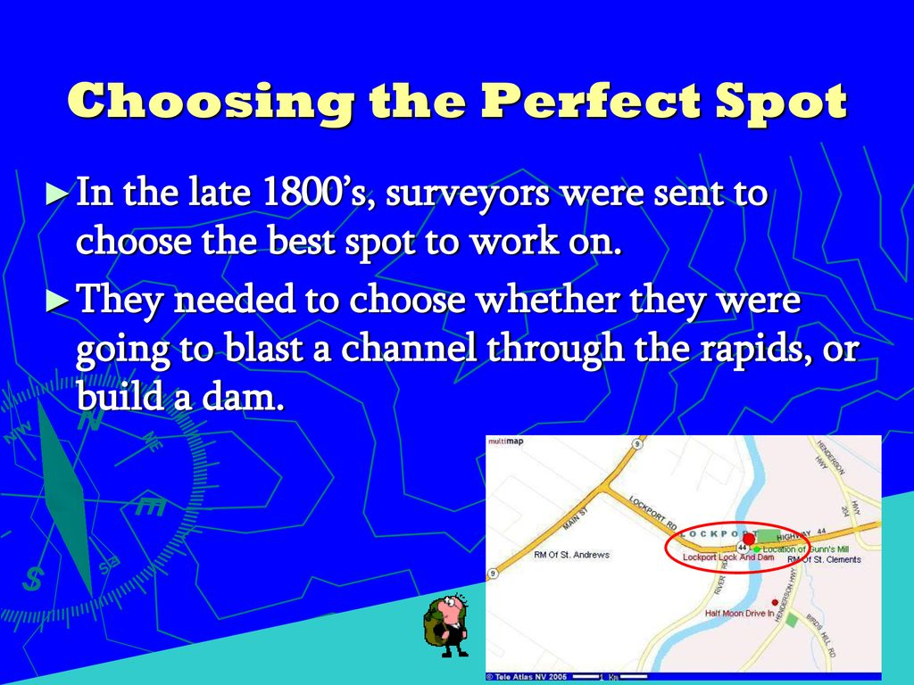 THE LOCKPORT DAM  - ppt download