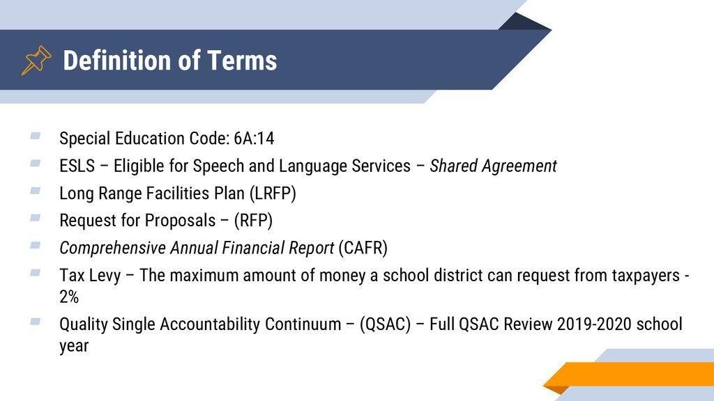 Califon Public School District 2019–2020 Budget - ppt download