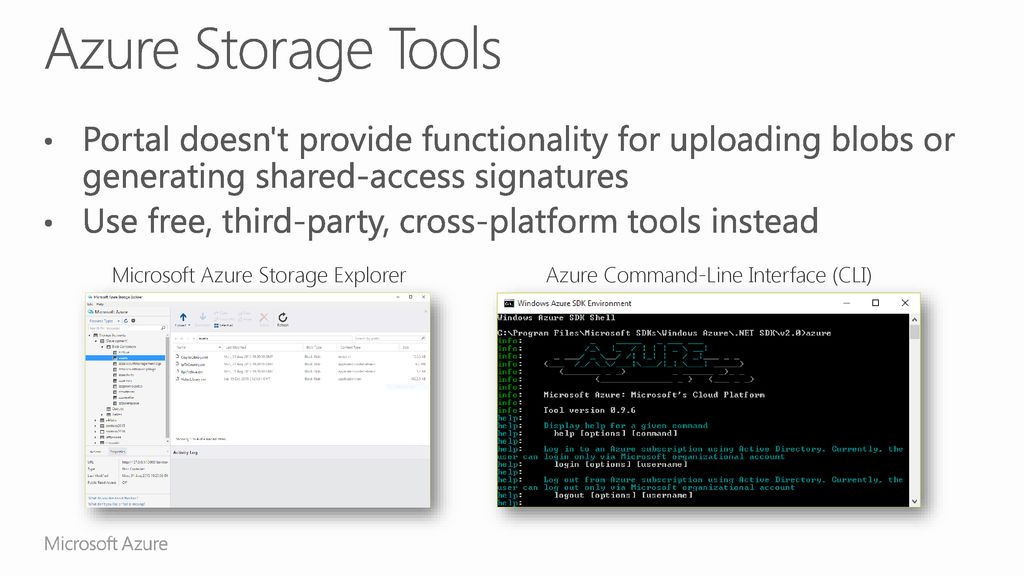 Azure Storage Microsoft Research  - ppt download