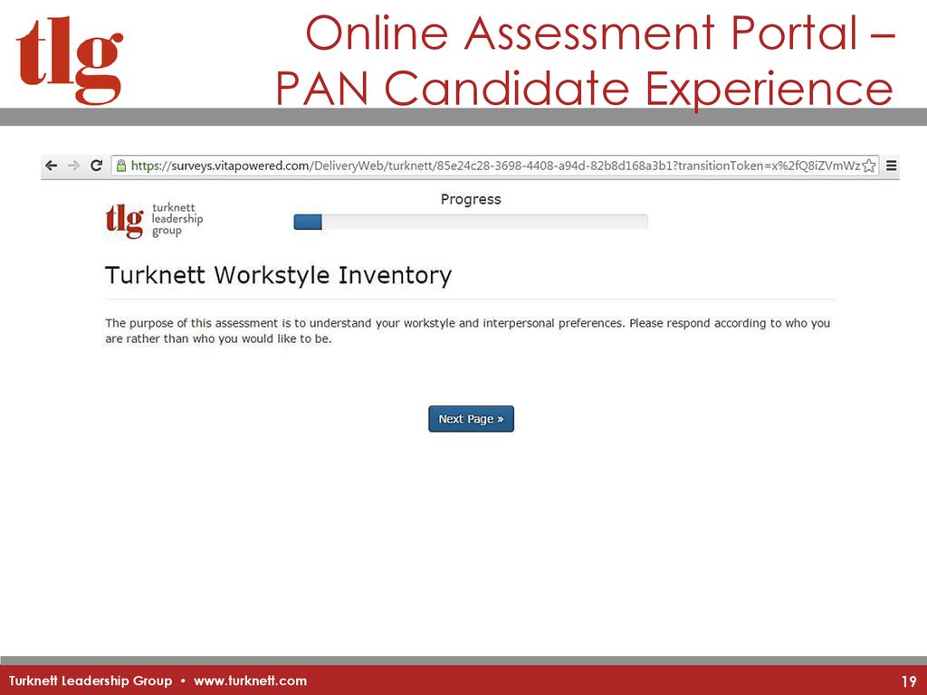 Pre-Employment Assessments - ppt download