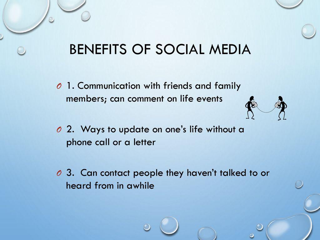 Social Media Safety  - ppt download