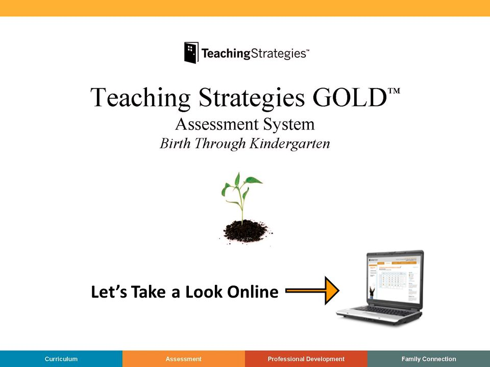 Teaching Strategies Gold - ppt video online download