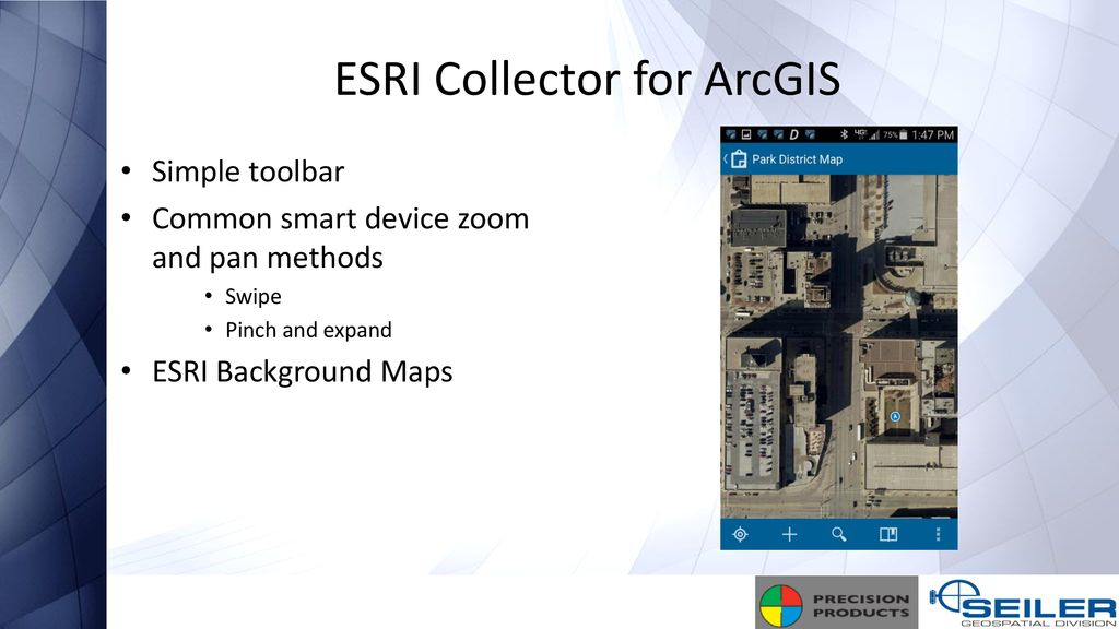 ArcGIS Collector and High Accuracy GNSS Receivers - ppt download