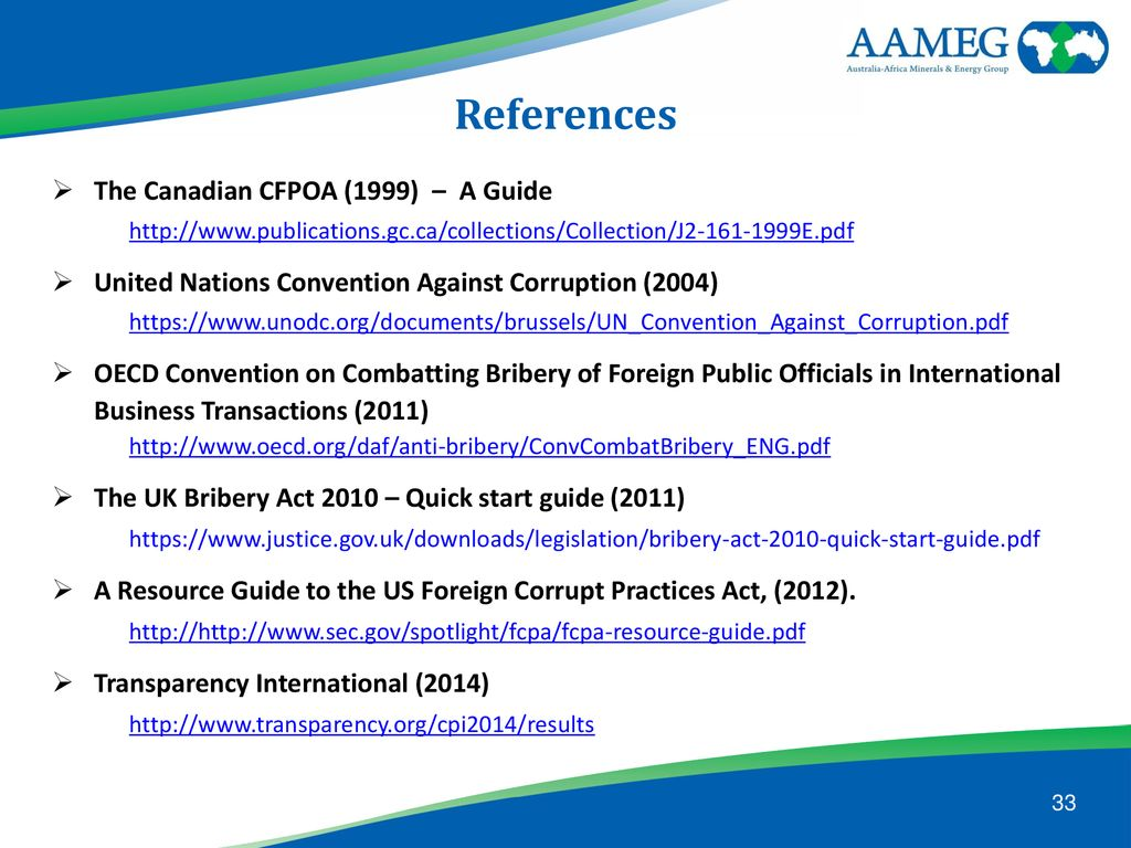 Anti Bribery Corruption Ppt Download