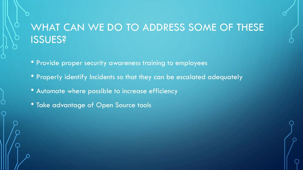 Streamlining incident response with osquery and kansa - ppt
