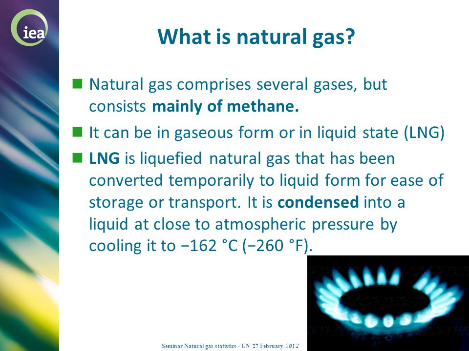 Natural Gas Used For Cooling