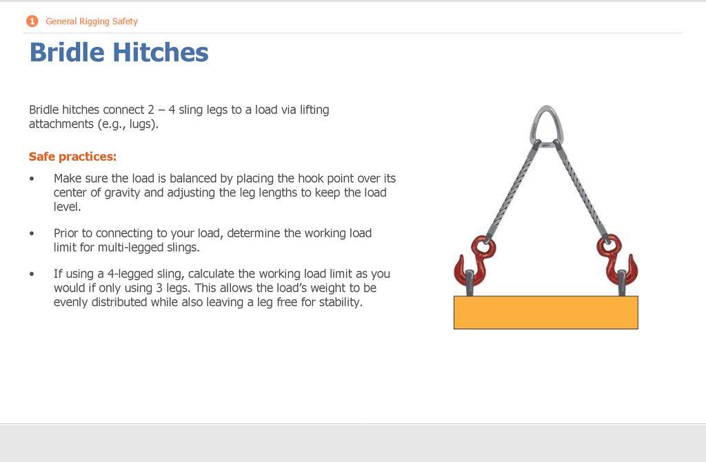 Crane Rigging Basic Safety - ppt download