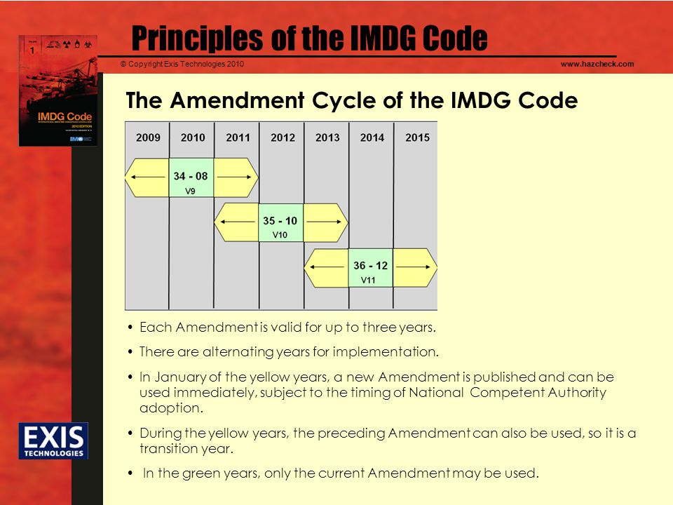 An introduction to the imdg code ppt video online download.