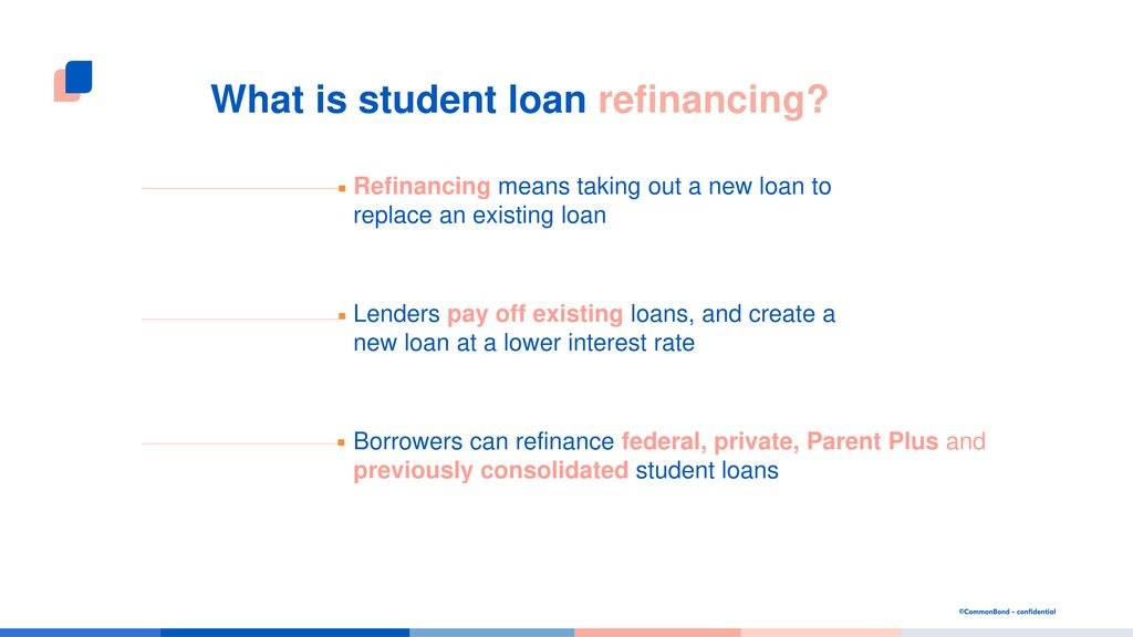 Refinance Student Loans >> Student Refi 101 A Money Saving Guide To Assisting Your