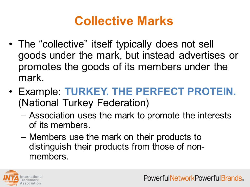 Collective marks and certification marks ppt video online download.