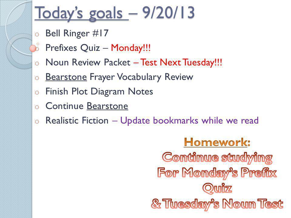6th grade language arts mrs frantz ppt video online download for mondays prefix quiz ccuart Images