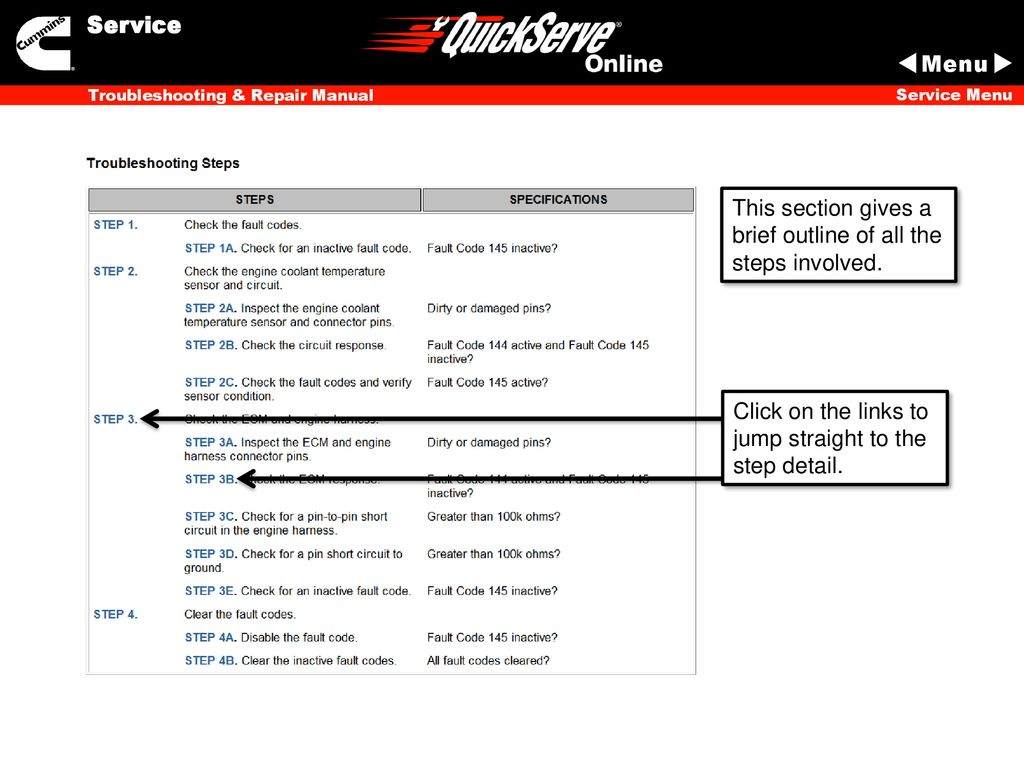 QuickServe Online Parts Training - ppt download