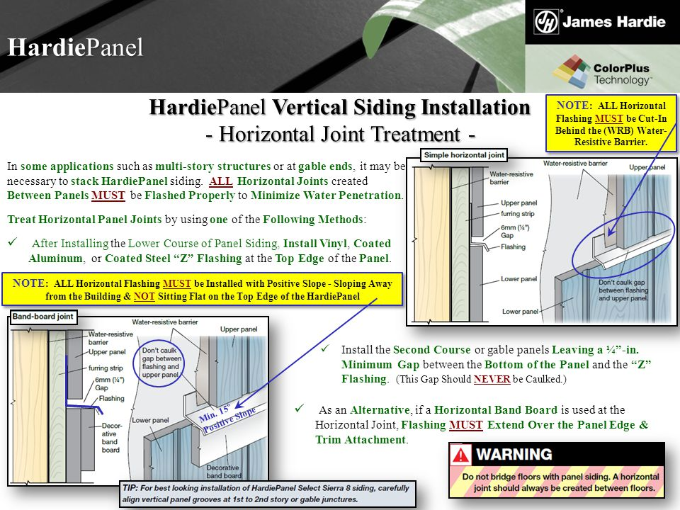 Welcome to hardie 101 basic training ppt video online download 13 hardiepanel hardiepanel vertical siding installation altavistaventures Choice Image