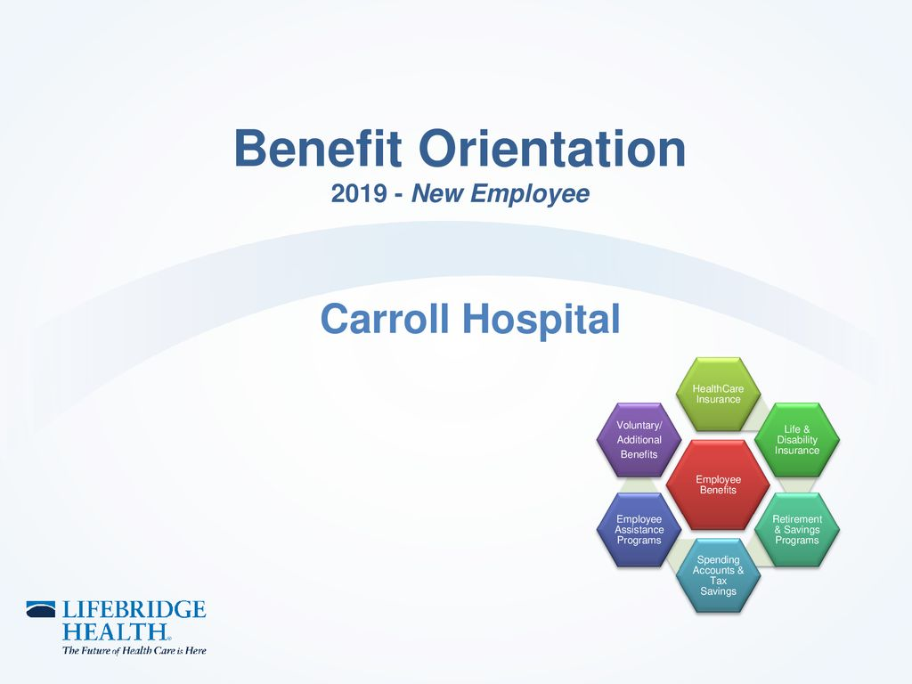 Benefit Orientation New Employee - ppt download