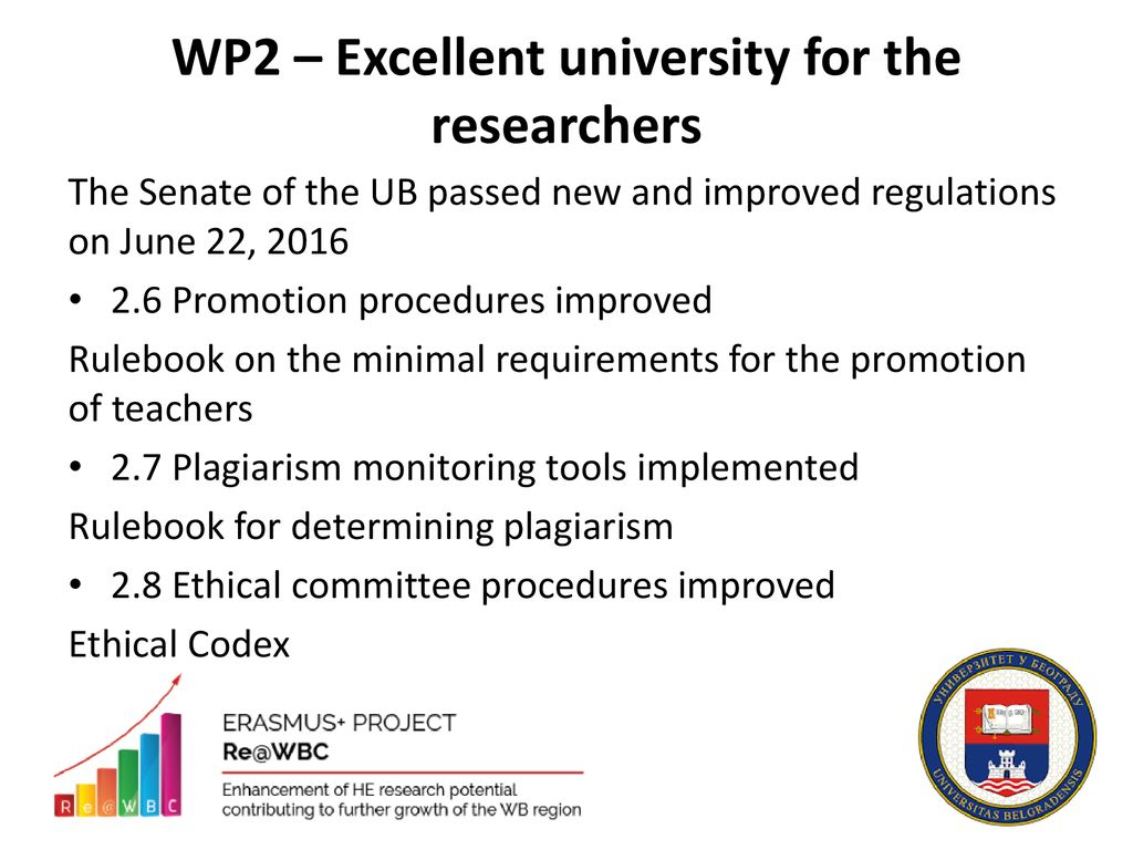 University of Belgrade - ppt download