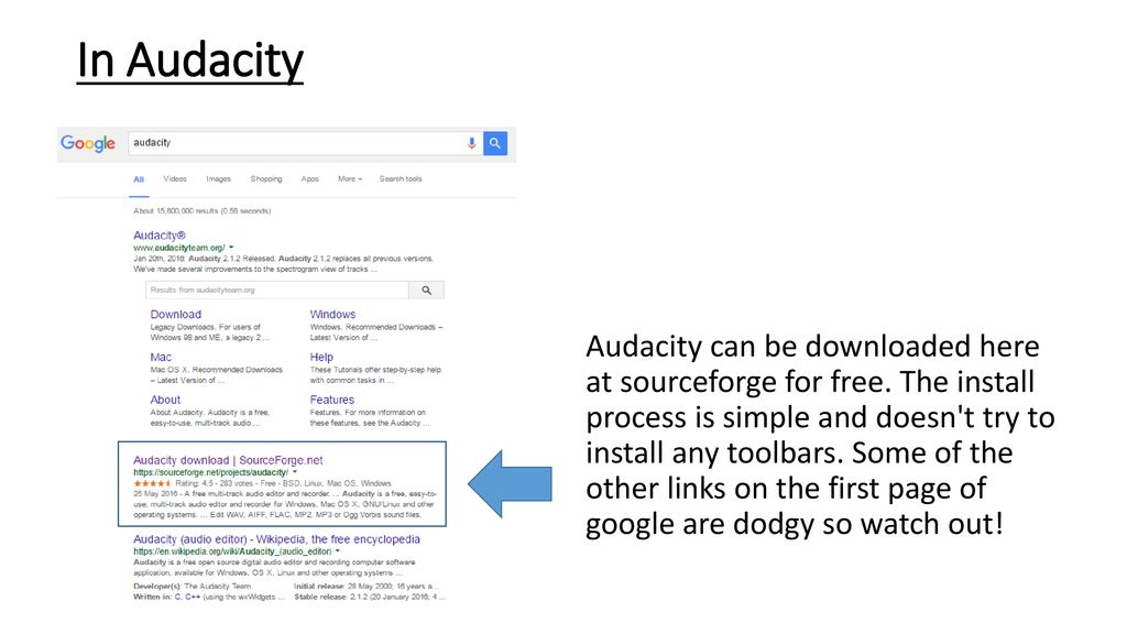 Audacity tutorials on how to show them off - ppt download