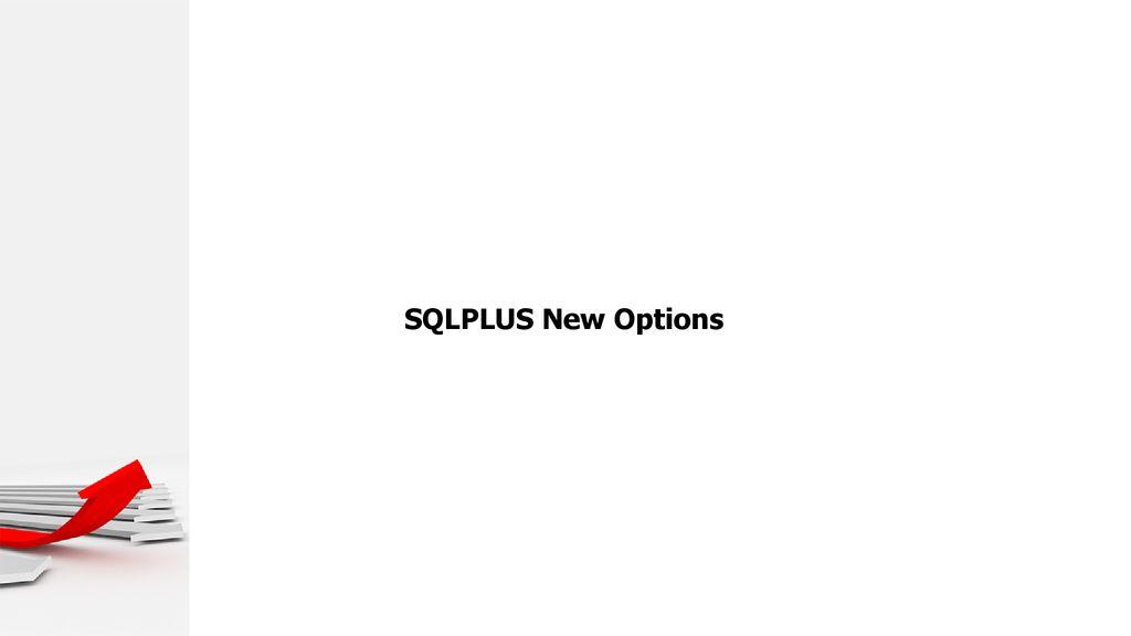 Sqlplus Docker