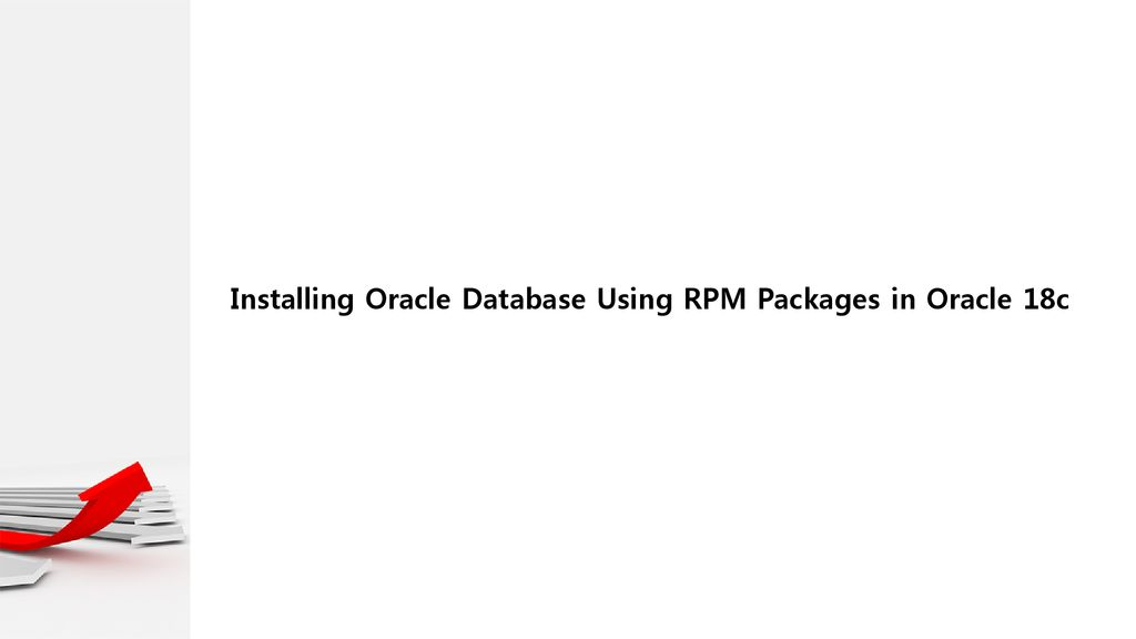 Oracle 18c Installation Guide Linux