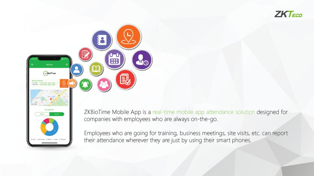 Private Cloud Time Attendance System - ppt download