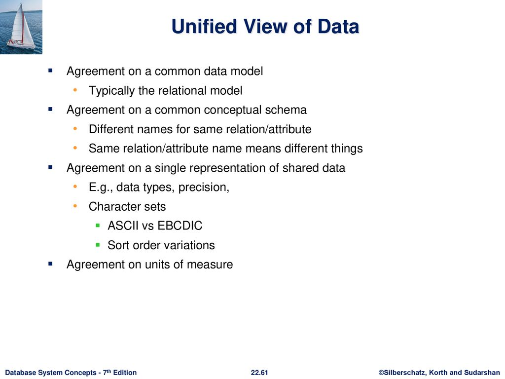 Chapter 22: Parallel and Distributed Query Processing - ppt