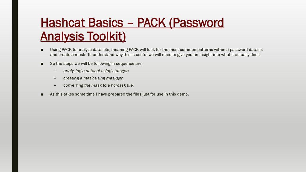 WPA Cracking && Hashcat  - ppt download