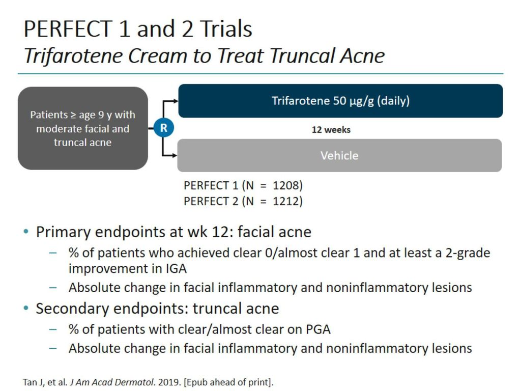 Improving Facial And Truncal Acne Management And Minimizing