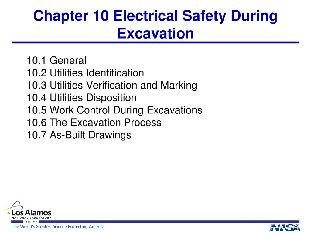 Doe Electrical Safety Handbook Ppt Download
