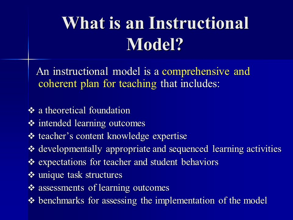 Instructional models blueprints for teaching physical education 2 what malvernweather Images