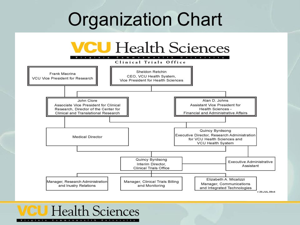 Overview Of The Vcu Clinical Trials Office Ppt Download