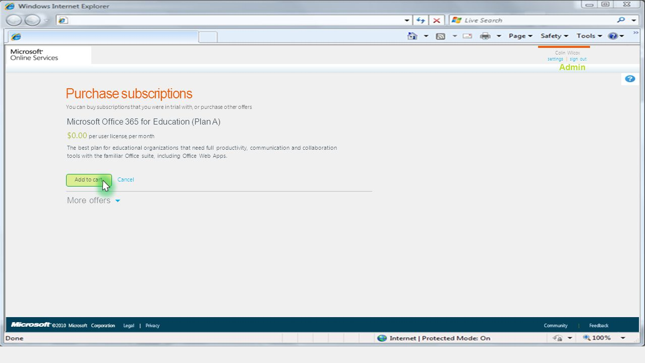 Office 365 for education A Session for Large Account Resellers - ppt