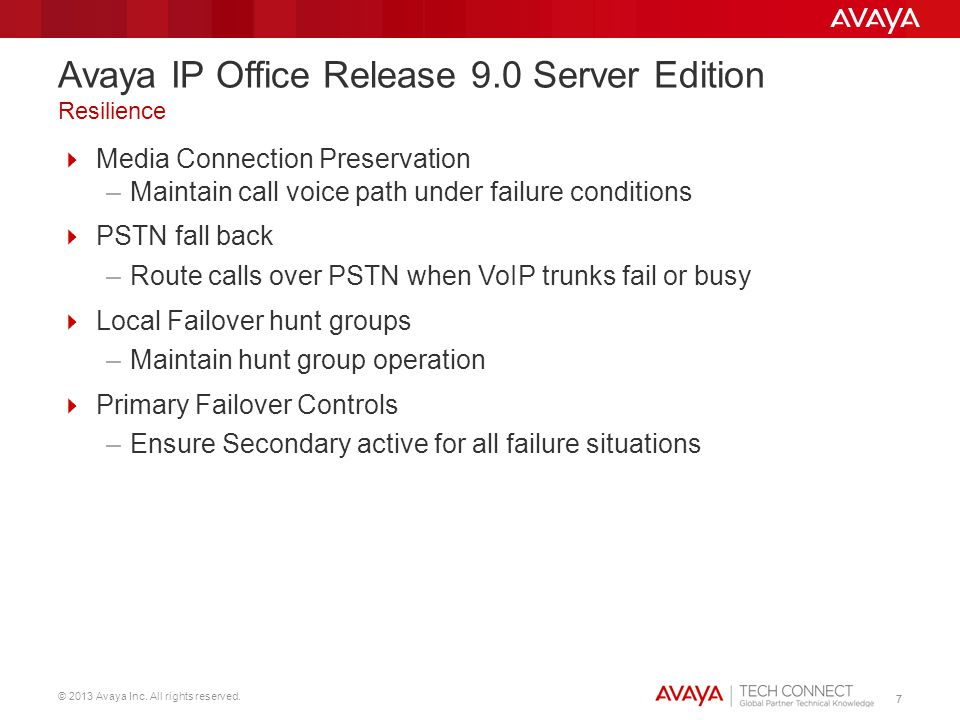 Avaya IP Office R ppt download