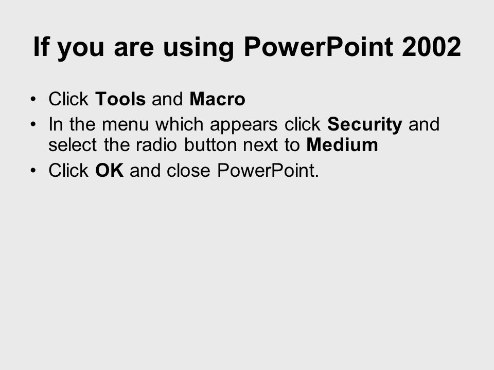 or how to make powerpoint behave like an interactive whiteboard