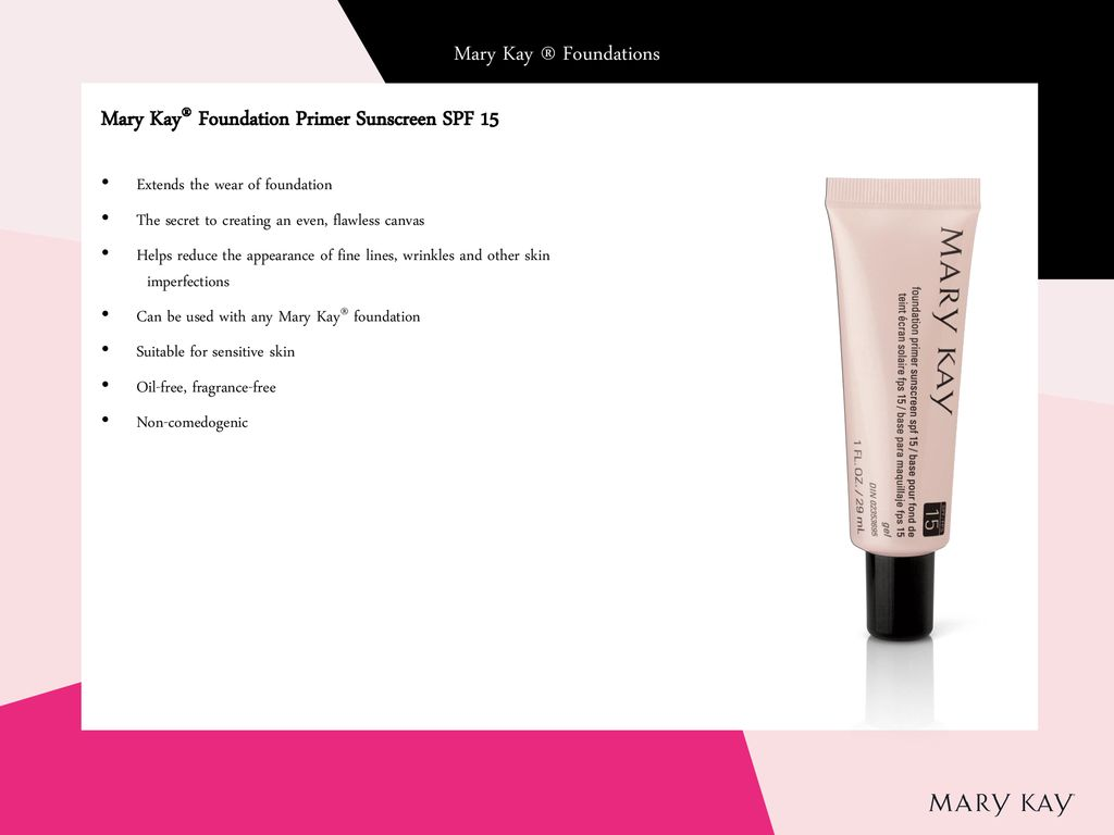 Mary Kay Foundations Workshop Ppt Download