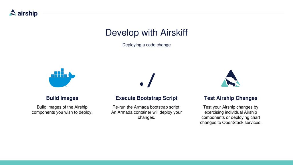Airskiff: Your on-ramp to Airship Development - ppt download