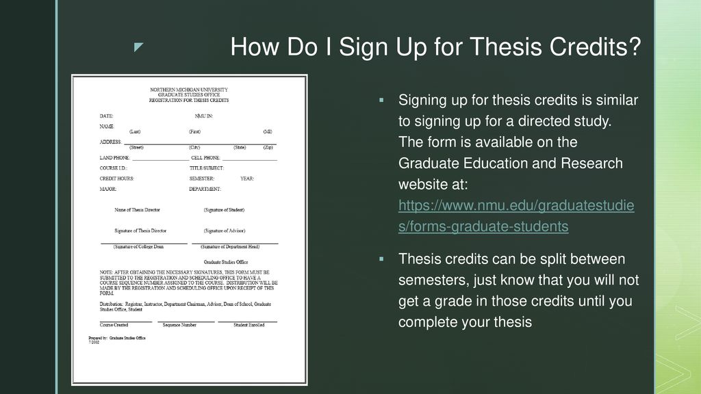 Thesis sign up form how to write a 25 wedding anniversary speech