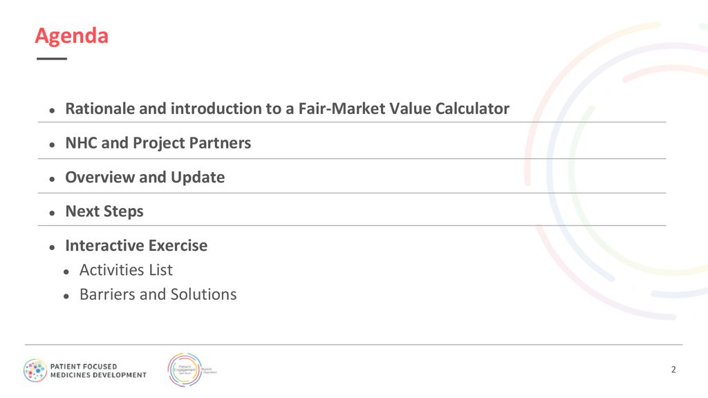 Fair Market Value Calculator >> Fair Market Value Of Engaging Patients Ppt Download