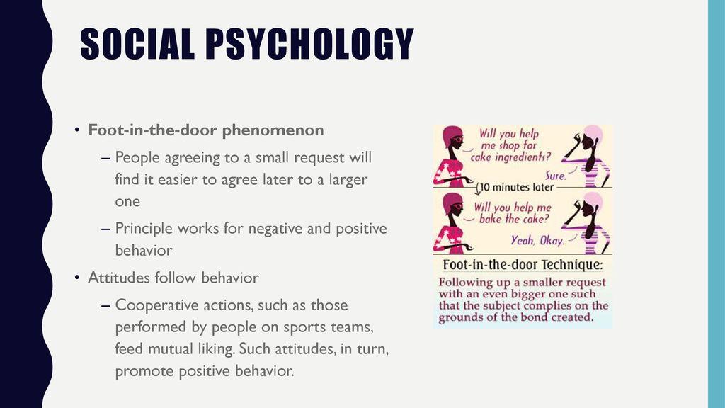 Social Psychology Chapter Ppt Download