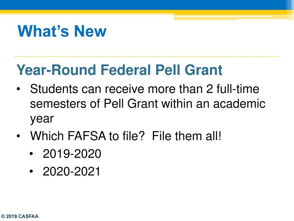 pell grant income limits 2020