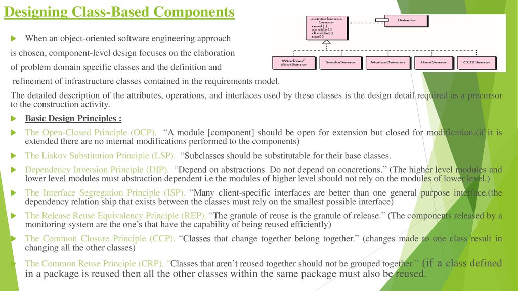 Component Level Design Ppt Download