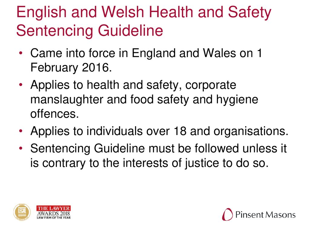 Iosh Highlands And Islands Legal Update Ppt Download
