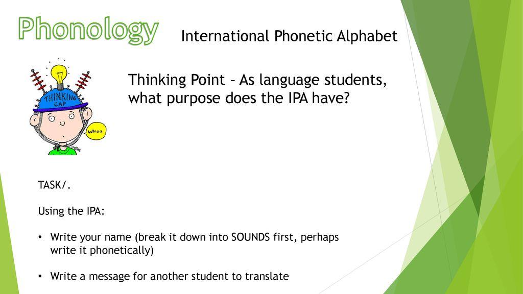 Language Study The Basics Ppt Download