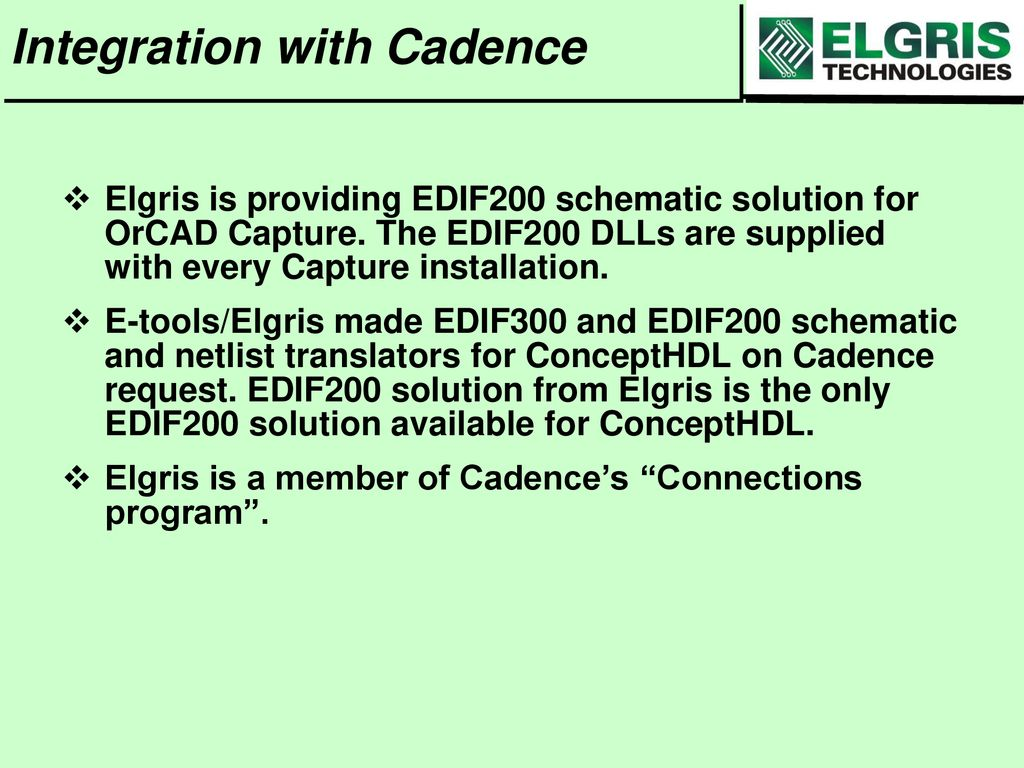 Elgris Technologies, Inc. - ppt download on